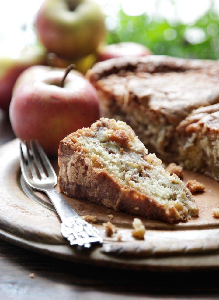 Verdens-bedste-og-sattigste-æblekage-4
