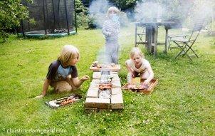 Teryaiki grill hvordan laver man - Ungernes have-8