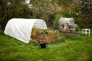 Halmballehaven drivhus sådan ser haverne ud april halmballer-1